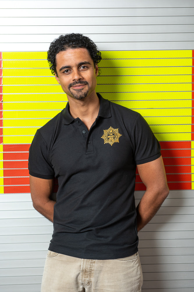 'Firefighters 100' Men's Polo