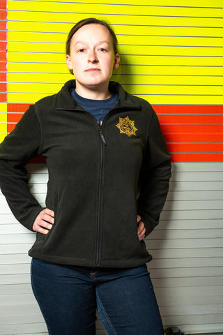 'Firefighters 100' Women's Fleece