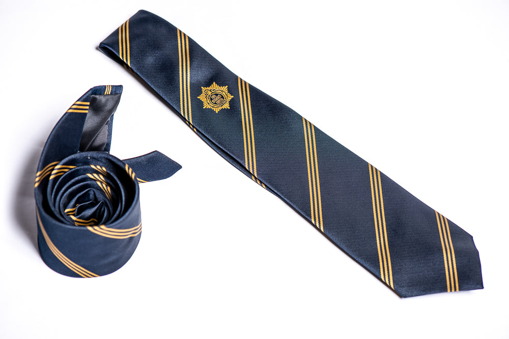'Firefighters 100' Tie