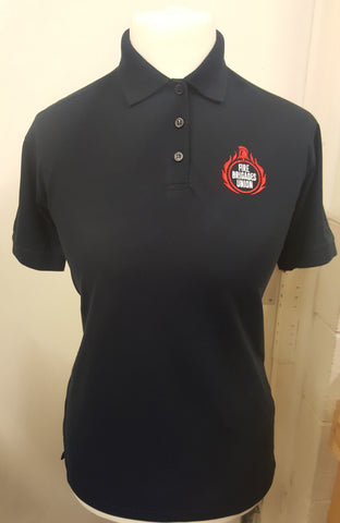 FBU Women's Polo Shirt