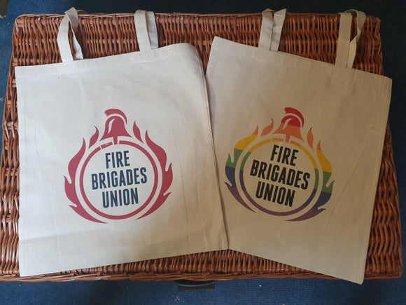 FBU Long Handle Shopping Tote Bag