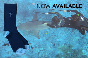 Introducing Ocean Blue Bamboo Socks