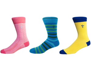 Karisoke Bundle - Gorilla Socks Bamboo Cotton Colorful