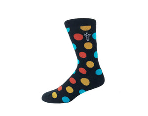 Ecosystem - Gorilla Socks Bamboo Cotton Colorful