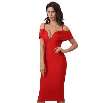 Queenie Bandage Dress