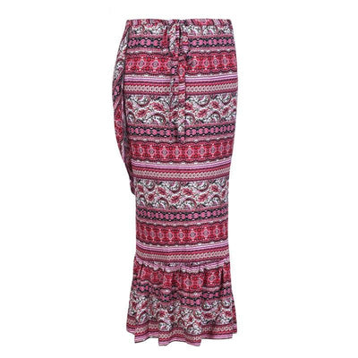 Festival Lights Wrap Skirt