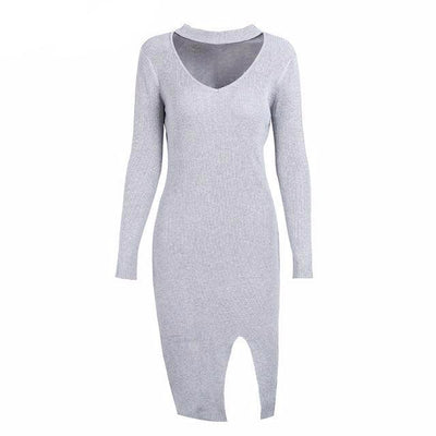 Girls Like You Knitted Dress
