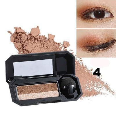 Dual-Color Eyeshadow