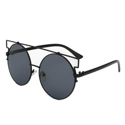 Copilot Double Wire Round Sunglasses