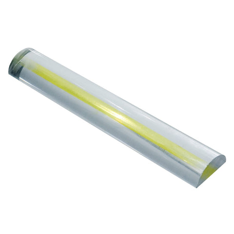 "Bar Magnifier 9"" with yellow line"