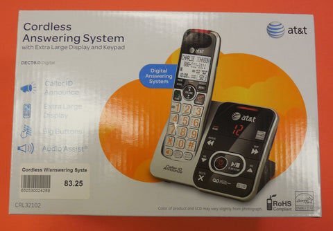 Cordless W/answering System