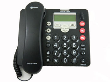 Amplified Corded Speakerphone