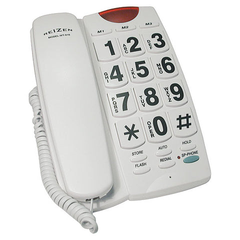Big Button Speakerphone