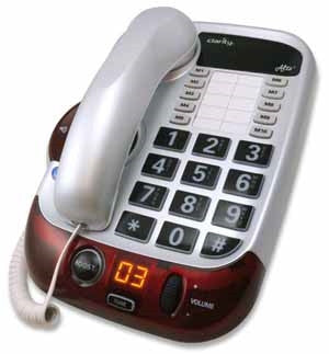 Phone Clarity Alto Talking Keypad