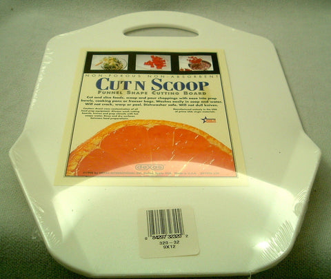 Cutting Board Cut N Scoop