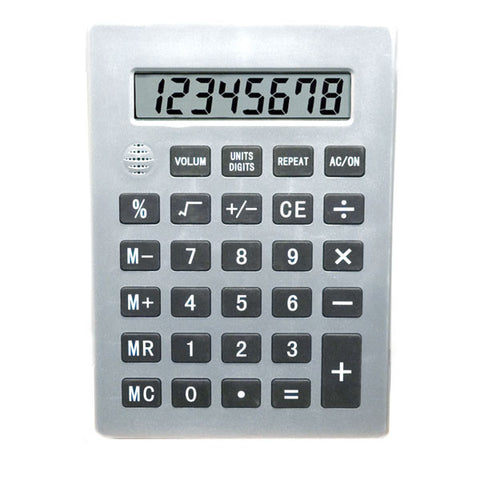 Calculator Talking Jumbo