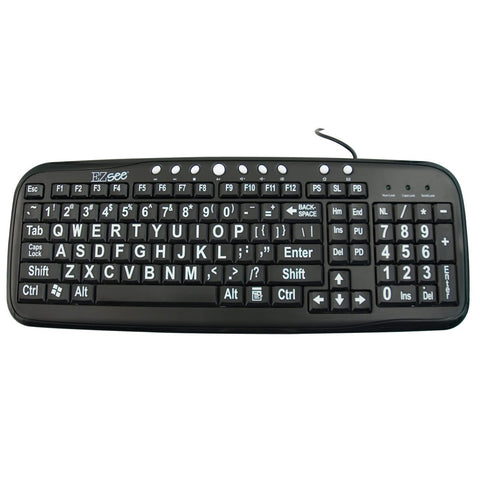Large Print Keyboard
