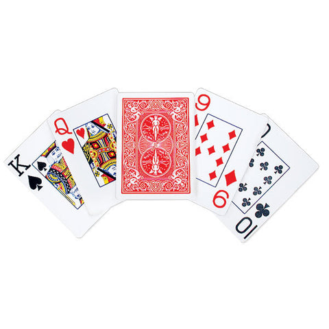 Playing Cards Pinochle Low Vision