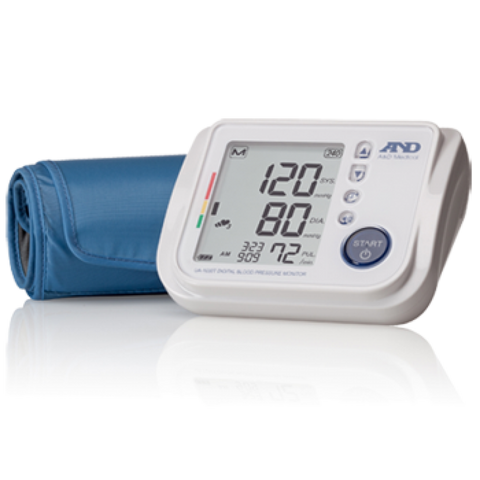 A&D Medical Talking Blood Pressure Monitor