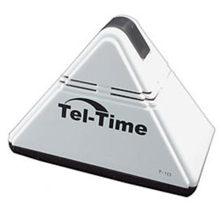 Clock Talking Pyramid