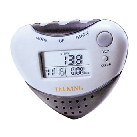 Pedometer Talking