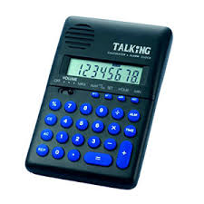 Calculator Talking Pocket