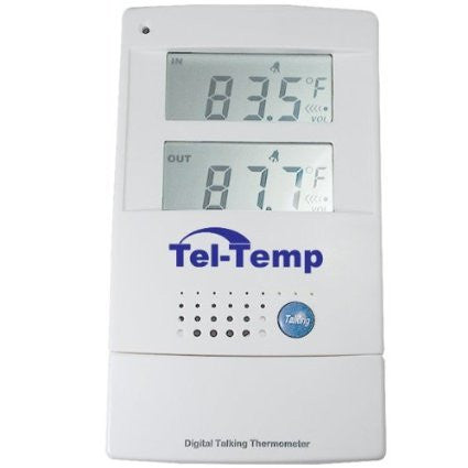 Thermometer Talking Indoor/Outdoor