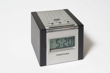 Clock Talking Cube