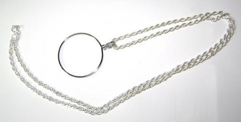 Walters 3x Pendant Magnifier Silver