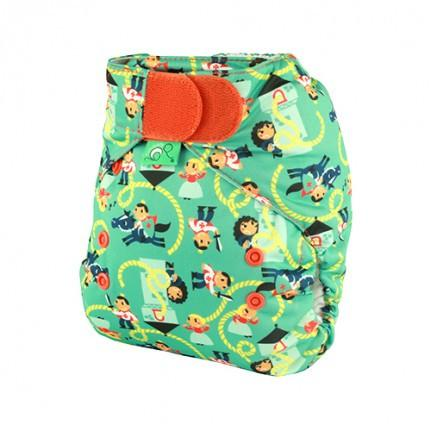 Totsbots Easyfit Star - all in one birth to potty nappy