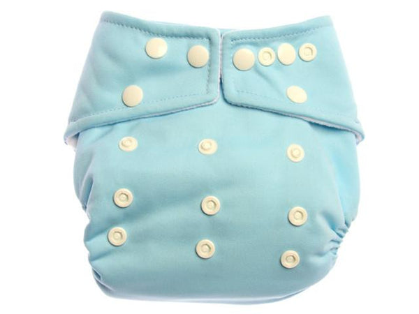 Little Lamb one size pocket nappy - value pack of ten