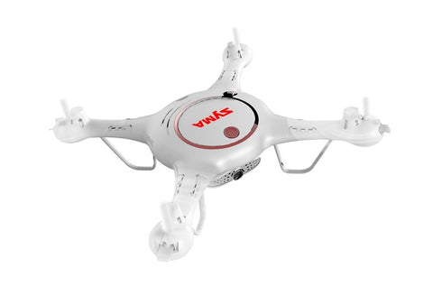 SYMA X5UW-D 720P Wi-Fi FPV Quadcopter-DroneSYMA-The Drone Warehouse Ltd