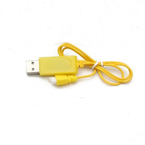 USB Charging Cable for most 3.7V batteries see details-ChargerEachine-The Drone Warehouse Ltd