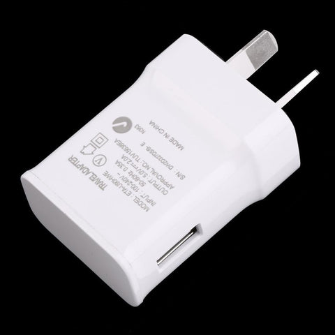 USB Wall Charger Adapter 5V 2A NZ/AU Plug-ChargerMiscellaneous-The Drone Warehouse Ltd