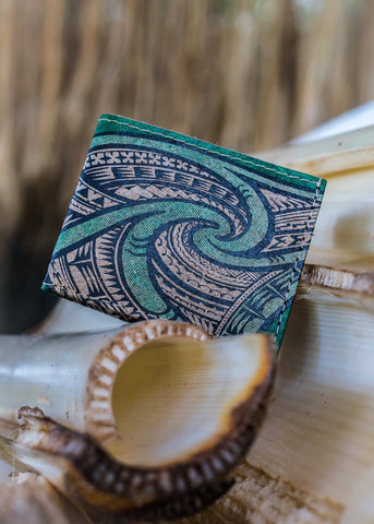 Green Banana Paper wallets