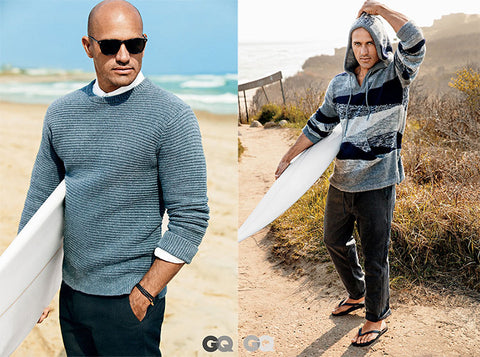 Kelly Slater Outerknown GQ
