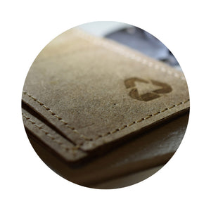 Custom eco-friendly corporate gifts and private label manufacturing custom wallets