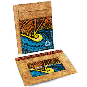 Slim Wallets - Green Banana Paper