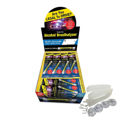 Flex Merchandising 24 CT Box w/Clips
