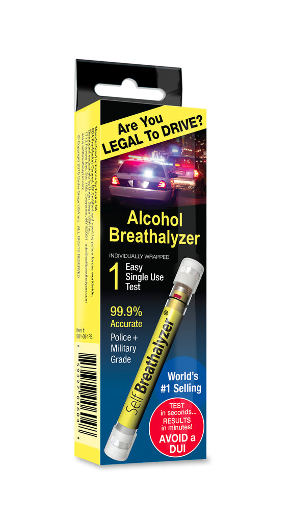Self Breathalyzer (1 Breathalyzer)