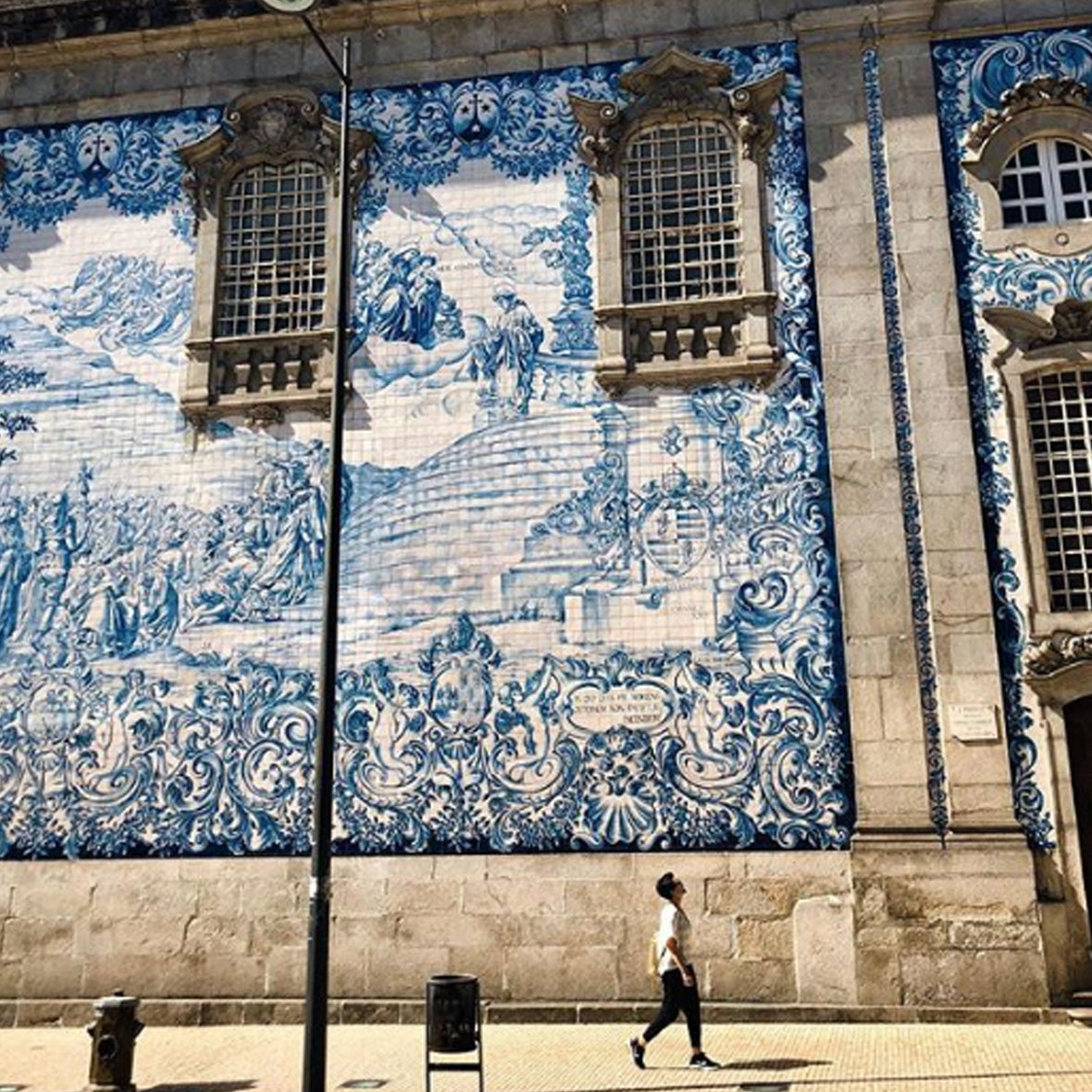 Travels through Porto with artist Paula Mills