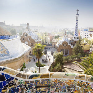 Experience the vibrancy of Barcelona with Lucy Lawes