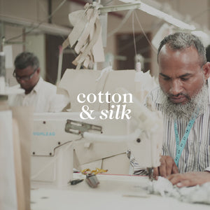 Silk, Cotton + Linen Partners