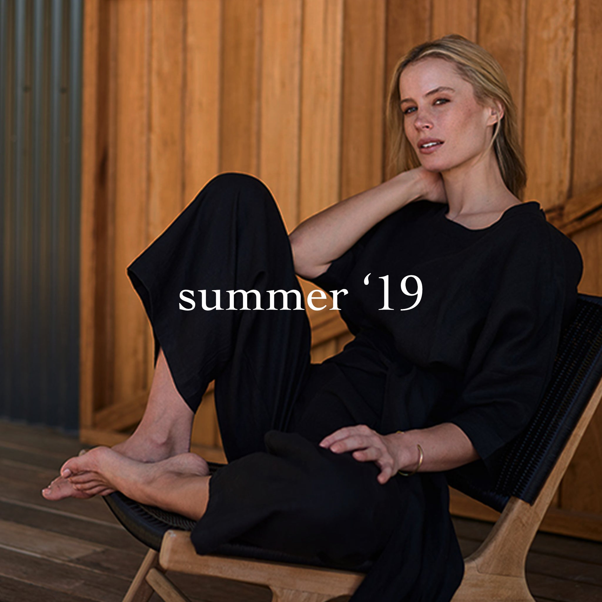 summer 2019 collection