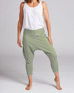 cotton jersey yoga pant (organic)