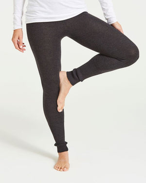 100% merino extra long leggings