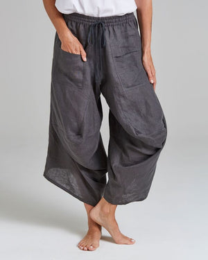 100% linen 'balloon' pants