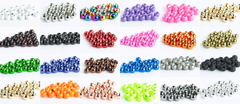 Tungsten Beads for Fly Tying