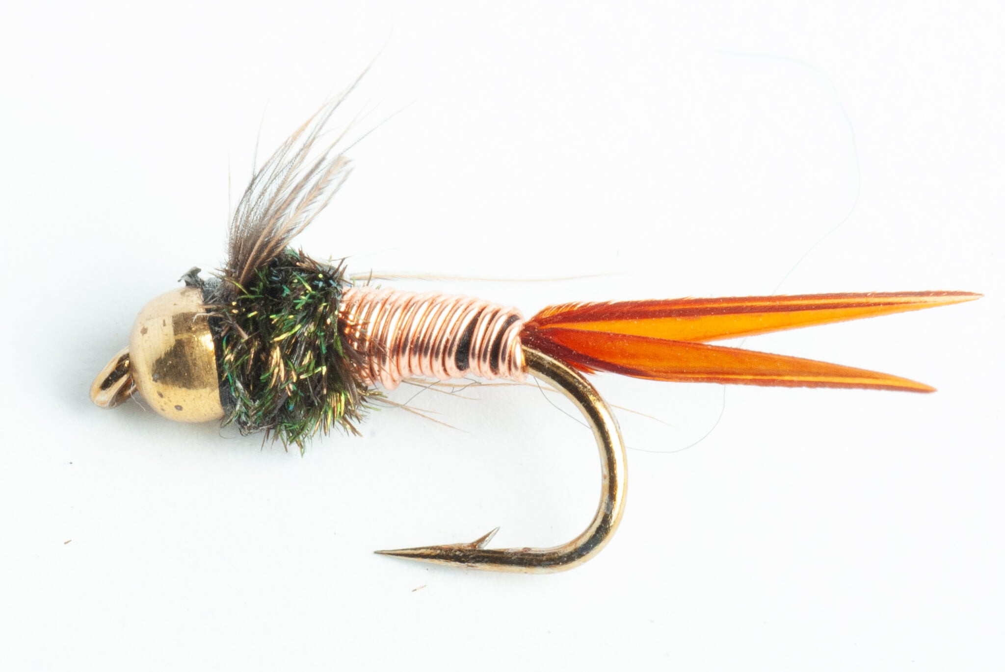 BWO ECO 200R Nymph and Dry Fly Hooks 25 Pack