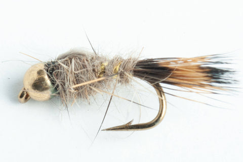 bead head hare's ear nymph fly